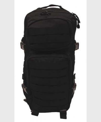 """Рюкзак US штурмовой """"Assault I"""",  черный, новый, 30 л, пр-ль """"Max Fuchs AG"""""""